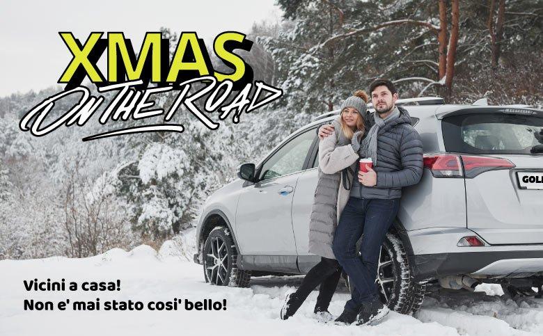 Auto a Noleggio per Natale