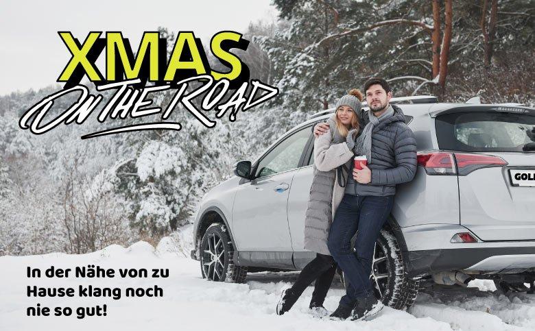 Automiete an Weihnachten