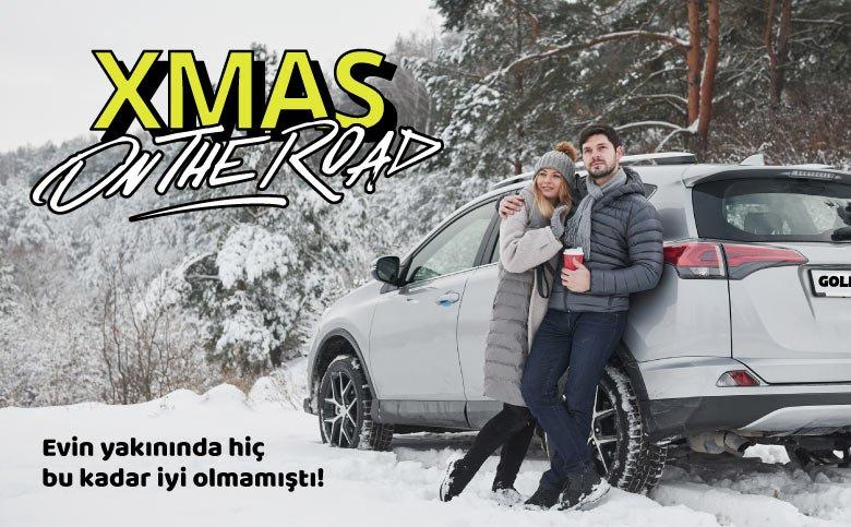 Christmass'ta araç kiralama