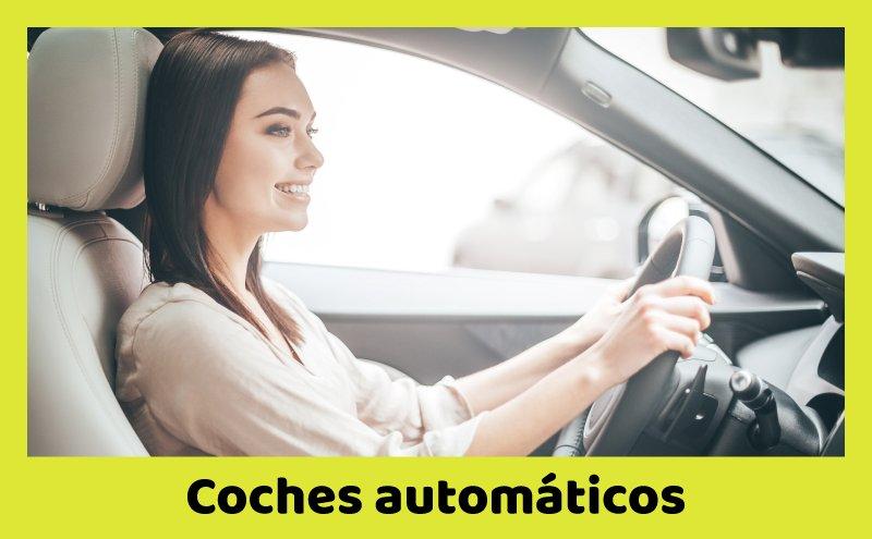 Alquiler de coches automáticos