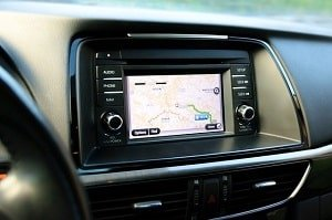 car rental with gps