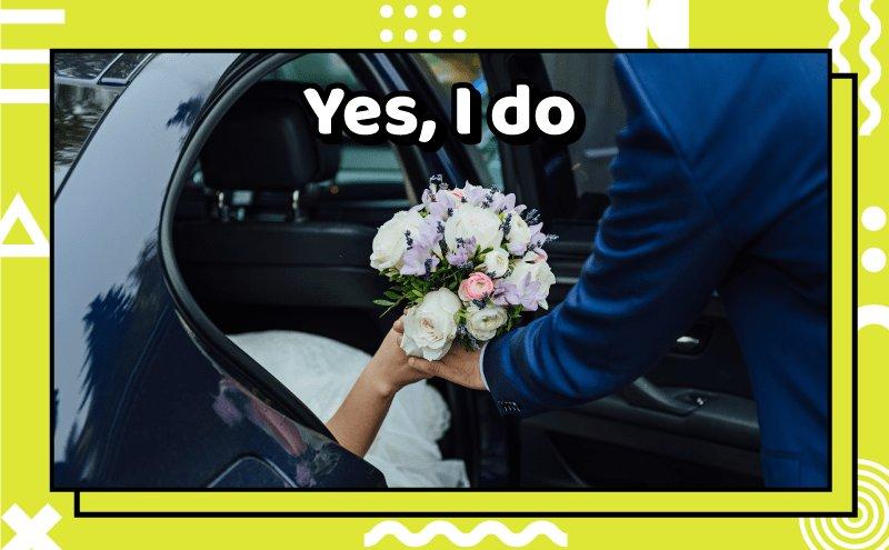 Car Rental for Weddings