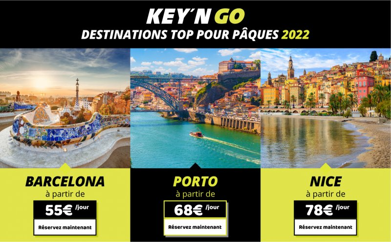 Location de voitures key´n go