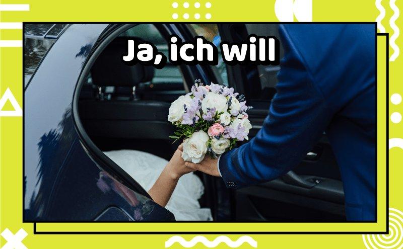 Mietwagen für Hochzeiten