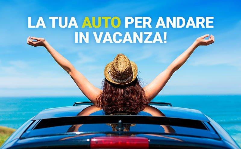 Noleggio Auto per le tue vacanze