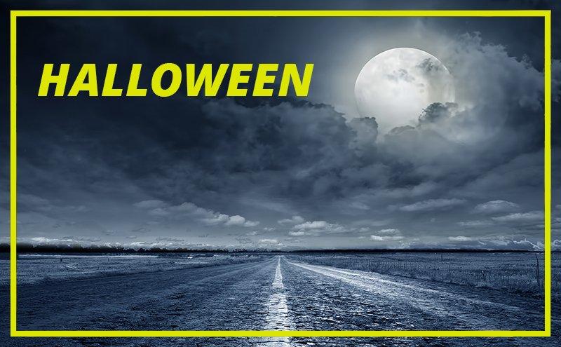 alquiler de coches en Halloween