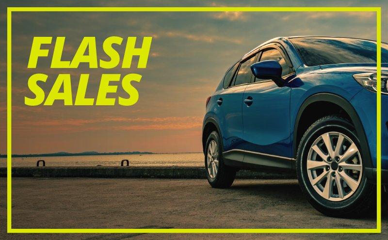 ofertas flash alquiler de coches
