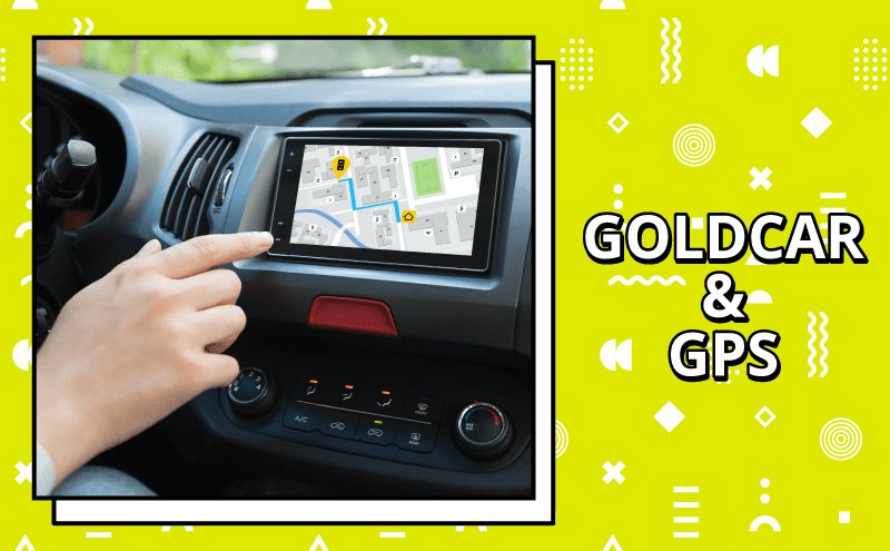 GPS car rental